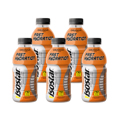 Packshot_Isostar_PET_Orange_Sportgetränk