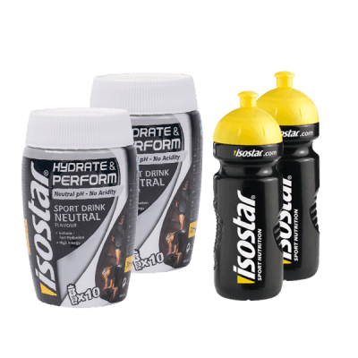 Packshot_Isostar Set Neutral_Acessoires