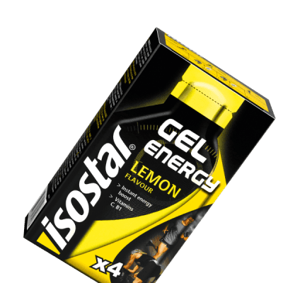 Packshot_Isostar Energy Gel Lemon