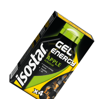 Packshot_Isostar Energy Gel Apple