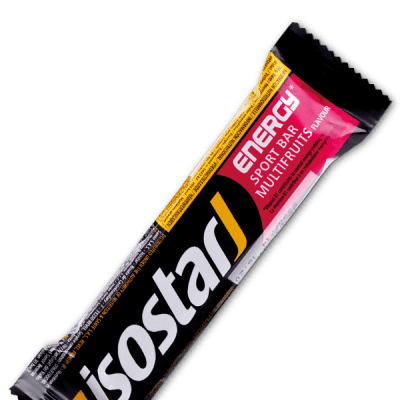 Isostar Energy Riegel Multifruits 10x