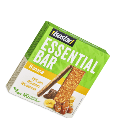 Isostar Essential barre Banana 3x