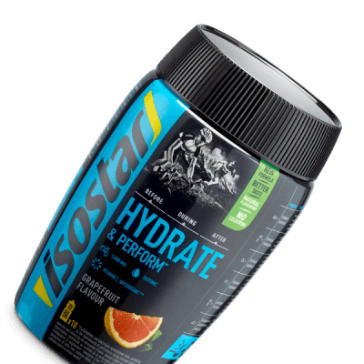 Isostar Hydrate & Perform Grapefruit 400g