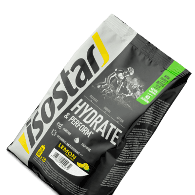 Isostar Hydrate & Perform Lemon 800g