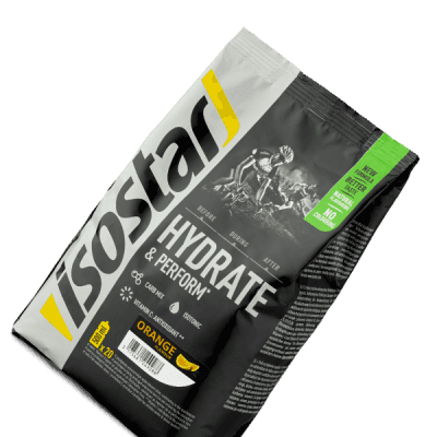 Isostar Hydrate & Perform Orange 800g